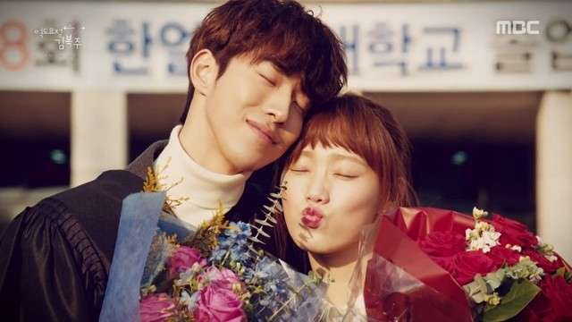 BREAKING: Nam Joo Hyuk and Lee Sung Kyung Have Reportedly