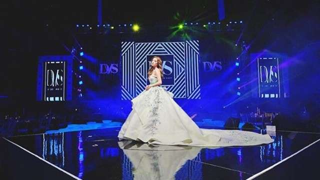 This Girl Celebrated Her Debut At The Moa Arena Candy