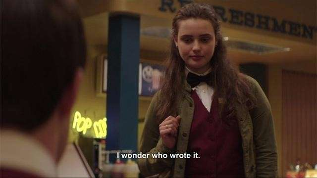 Hannah Bakers Poem On 13 Reasons Why Was Written By Sarah Kay