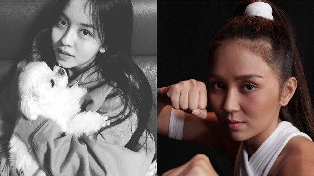 Kathryn Bernardo and Kim So Hyun Could Be Twins