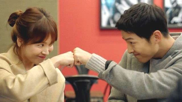Song Hye Kyo and Song Joong Ki's Love Story