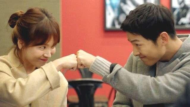 song joong ki and song hye kyo love story
