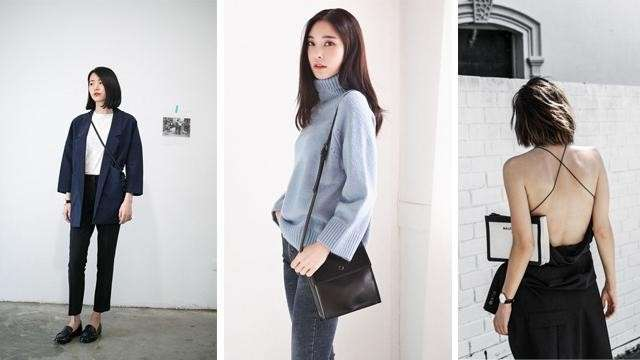 ddc9d8ecd1 15 Minimalist Cool Girl Outfits to Copy Right Now