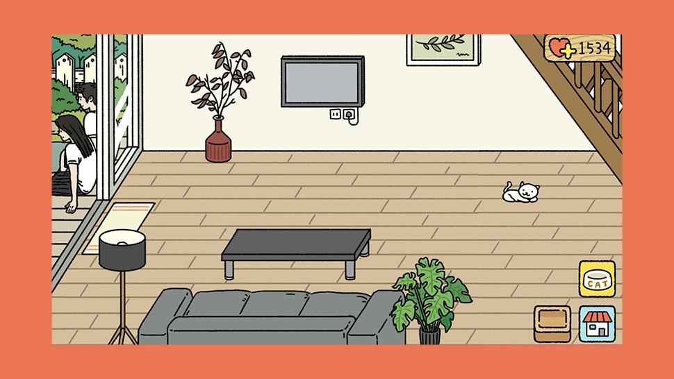 Adorable Home Mobile Game
