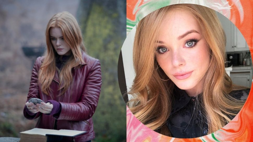 Where You Ve Seen Abigail Cowen The Star Of The Live Action The Winx Saga Series