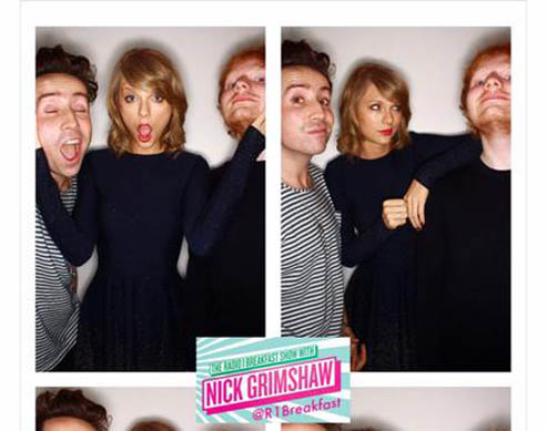 Ed Sheeran Took Over Taylor Swift S Twitter But with folklore everything changed. candymag com