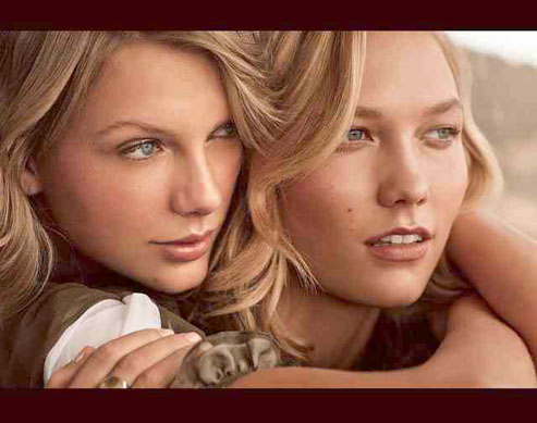 Who S The Best Best Friend Taylor Swift Or Karlie Kloss