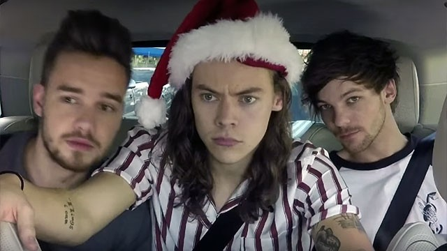 What Would You Do If One Direction And Justin Bieber Sang You A Christmas Carol