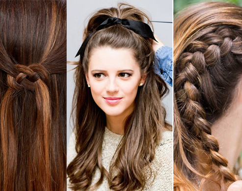 10 Cute Hairstyles You Can Wear To School