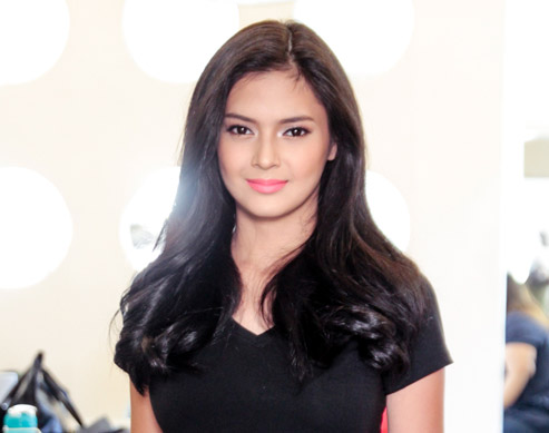 Actress Off Duty Bianca Umali
