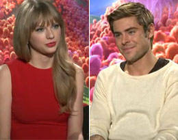 Zac Efron And Taylor Swift Talk The Lorax