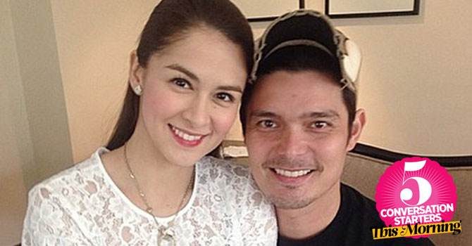August 14 2014 We Have Dingdong Dantes And Marian Rivera