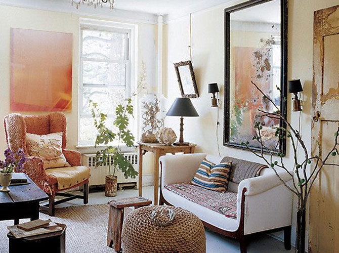 How To Swankify A 20 Square Meter Condo