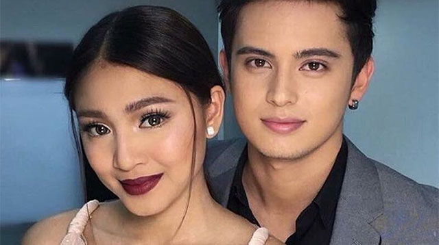 LOL! James And Nadine Take On The 'Running Man Challenge'