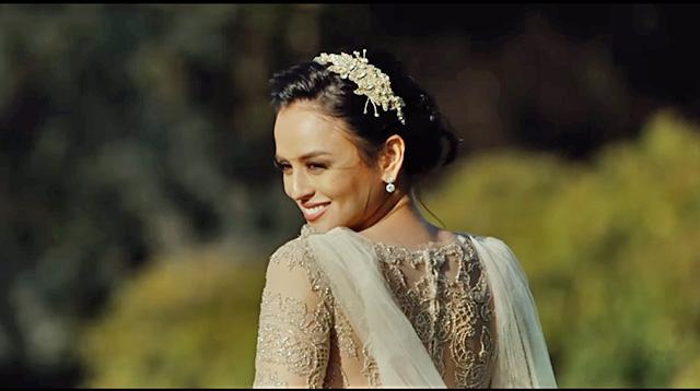 Georgina Wilsons Wedding Video Is Finally Here Cosmoph