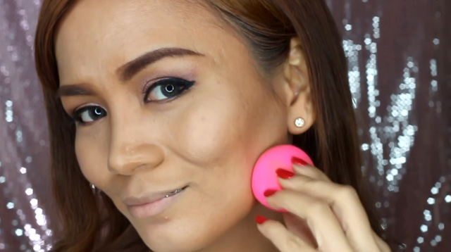 Pinay Beauty Vlogger Fake Makeup