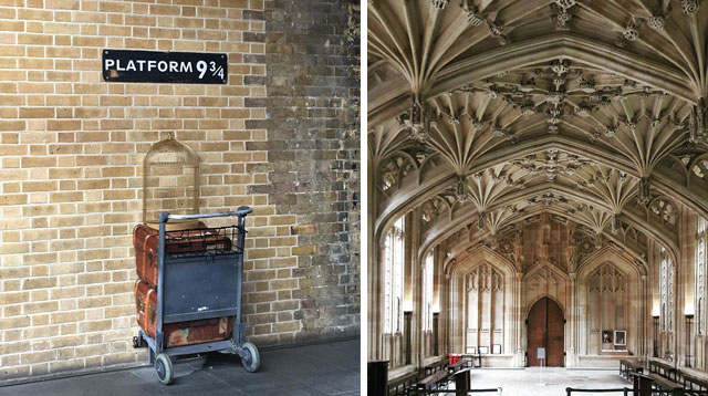 9 Places Every 'Harry Potter' ...