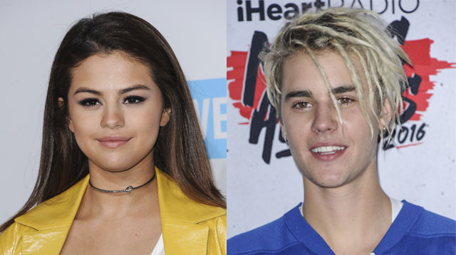 It Looks Like Selena Gomez And Justin Bieber Are Doing A