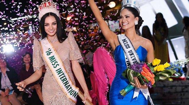 The 4 Major International Beauty Pageants