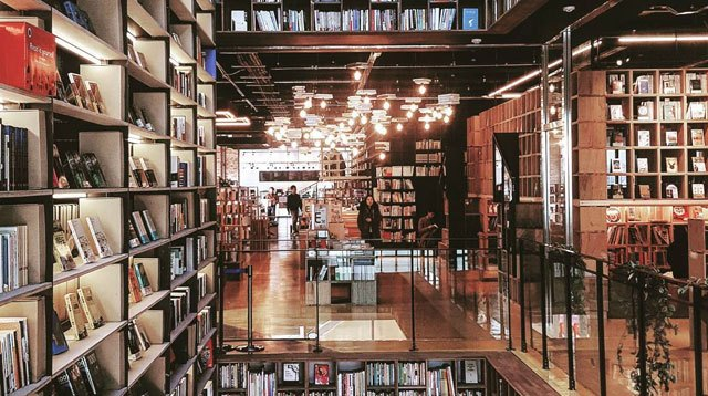 A Gorgeous New Book Cafe Is Waiting For You In Korea