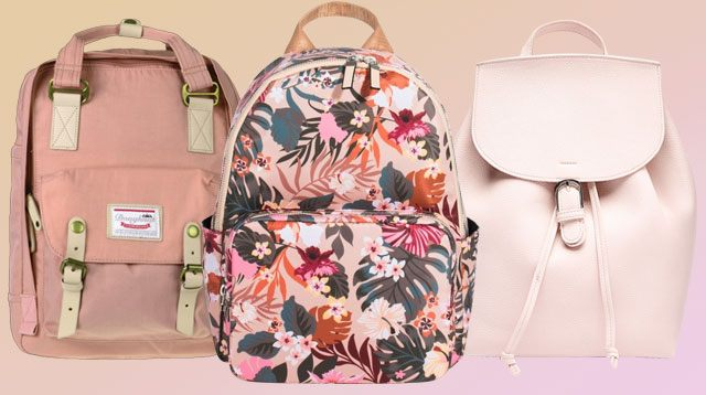 10 Cute Backpacks For Your Summer Trips