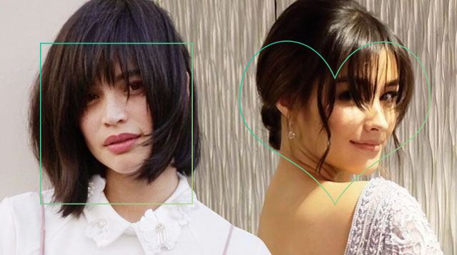 The Best Bangs For Your Face Shape Cosmo Ph