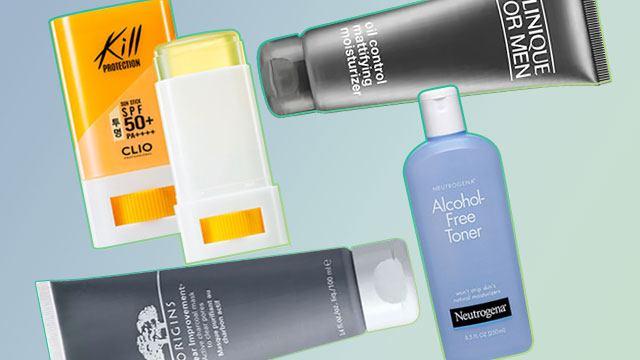 A 5-Minute Skincare Routine For Your Boyfriend