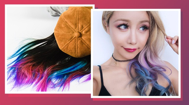 Rainbow-Colored Hair Tips, Cost, And Maintenance | Cosmo.ph