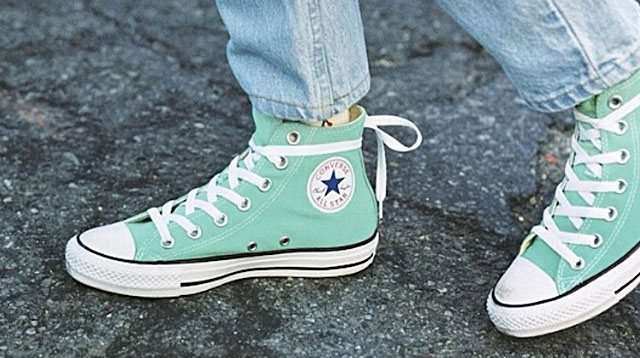 Why Converse Chucks Have Holes On The Sides