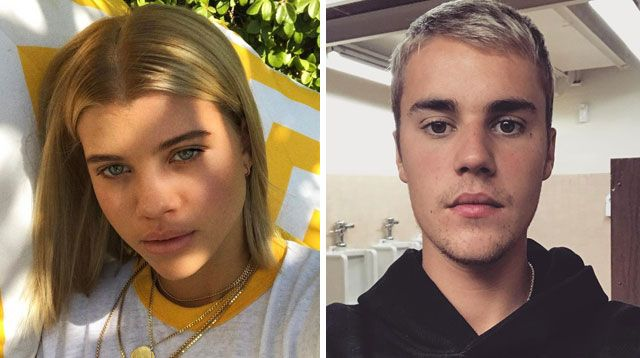 Justin Bieber S Fans Are Attacking Sofia Richie On Instagram