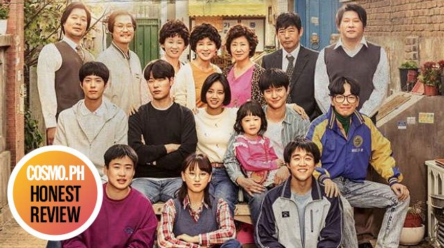 Review Of K-Drama 'Reply 1988'