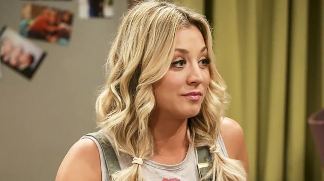 Kaley Cuoco Is One Of Tvs Highest Paid Actresses Cosmo