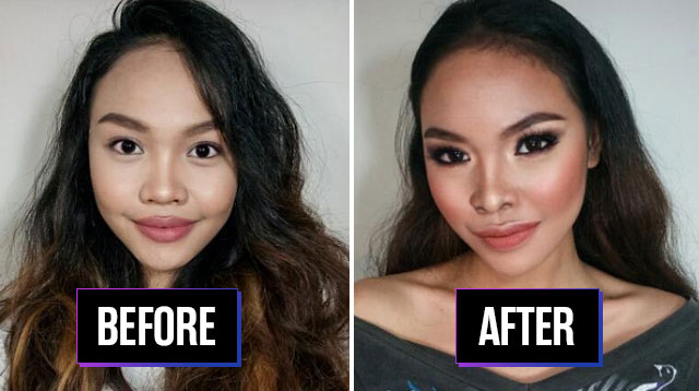 You Have To See This Pinay Teen's Amazing Makeup Transformations