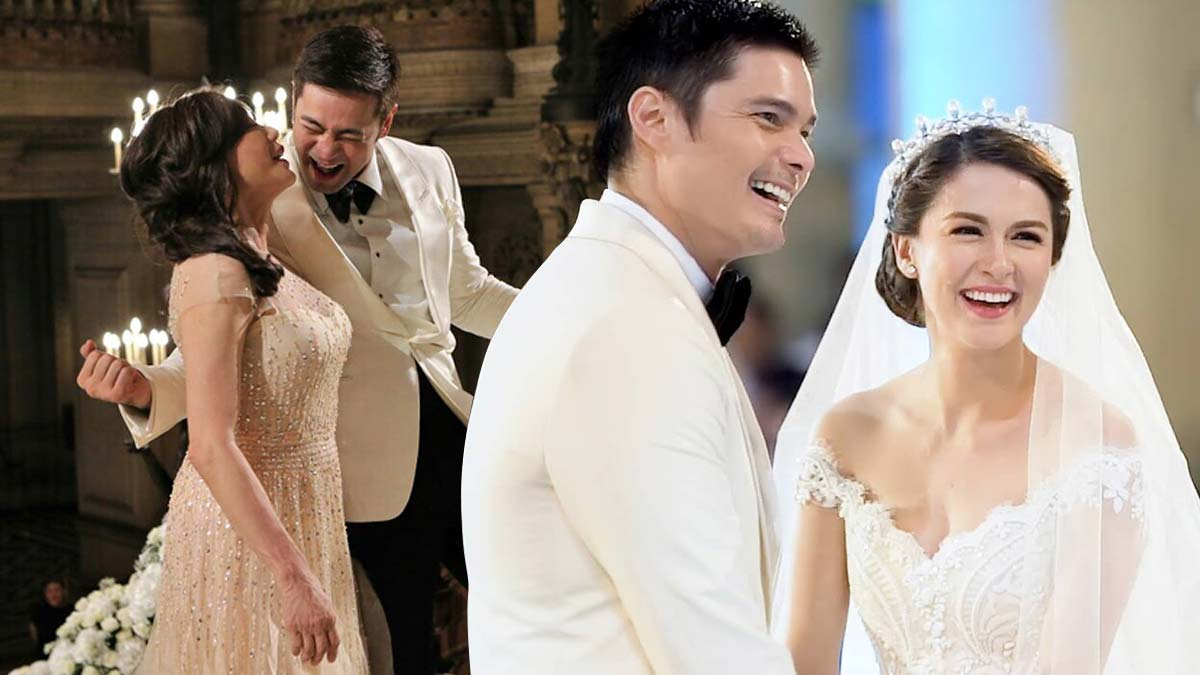 10 Most Extravagant Pinoy Celebrity Weddings Ever Cosmo
