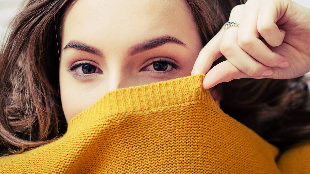 How To Hide Tired Eyes