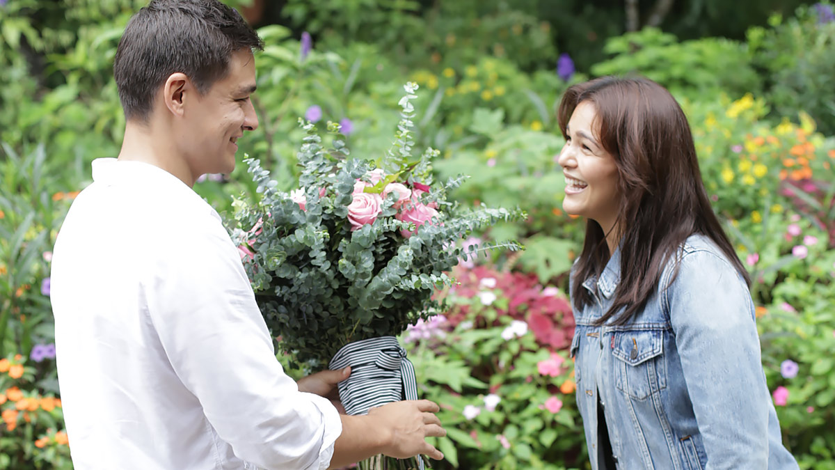 d35ff227 Iza Calzado Gushes About Her Engagement To Ben Wintle. '