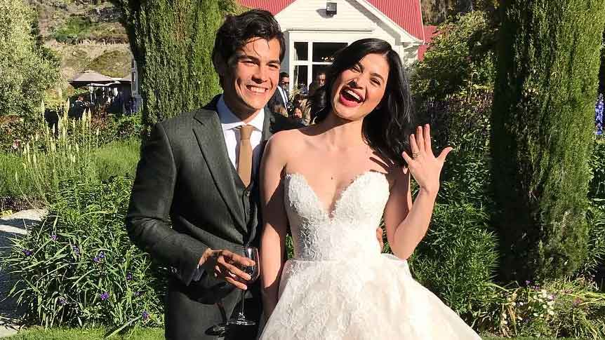 Anne S Wedding: The Celebs Who Attended Anne Curtis And Erwan Heussaff's