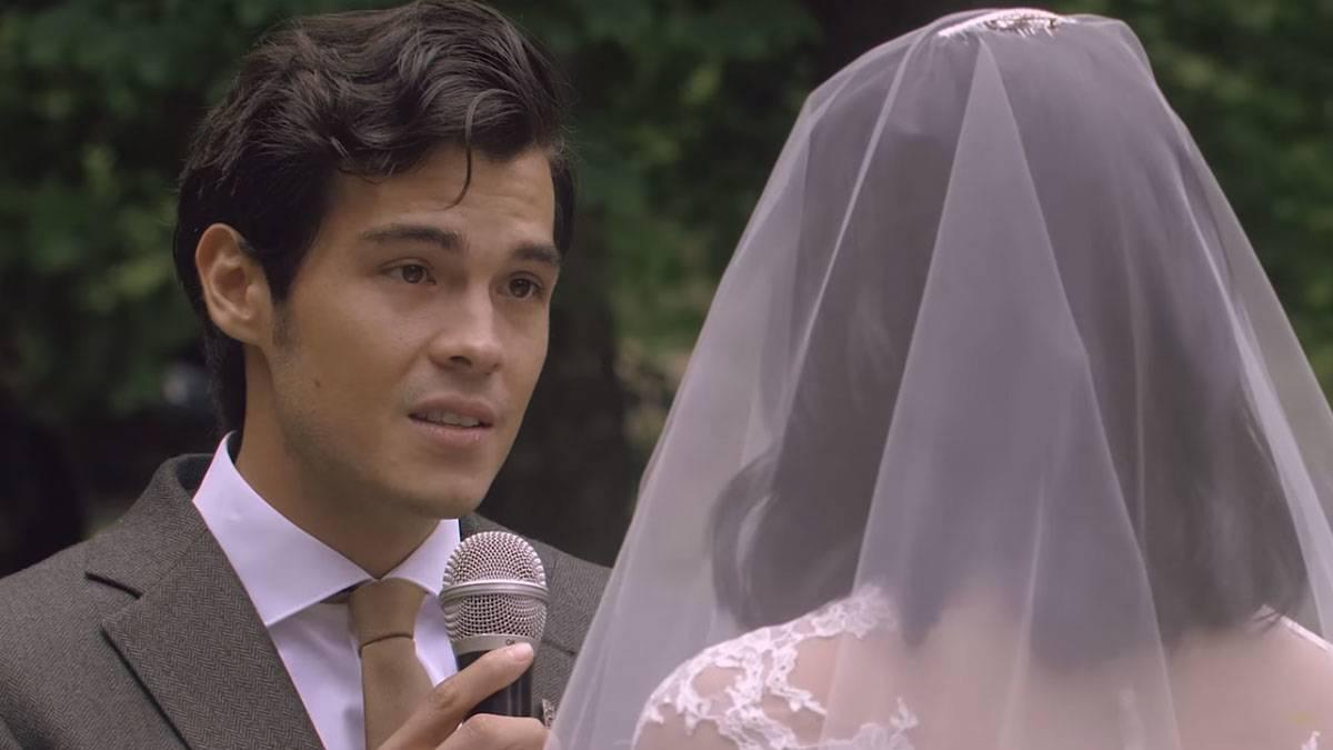 Anne S Wedding: Anne Curtis And Erwan Heussaff's Wedding Vows