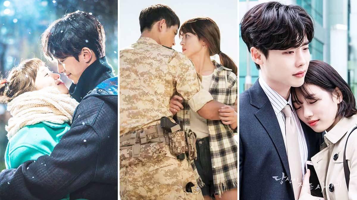 K Drama Couples 2017