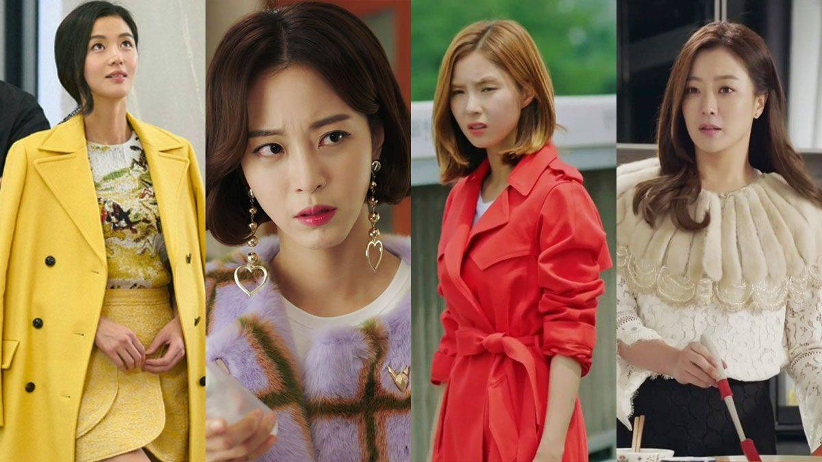 The Most Stylish K-Drama Heroines Of 2017
