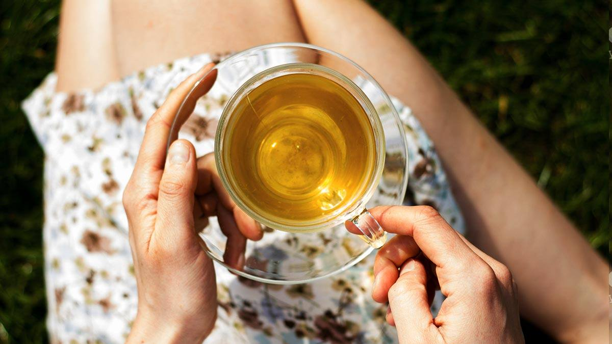 Skin Benefits Of Tea