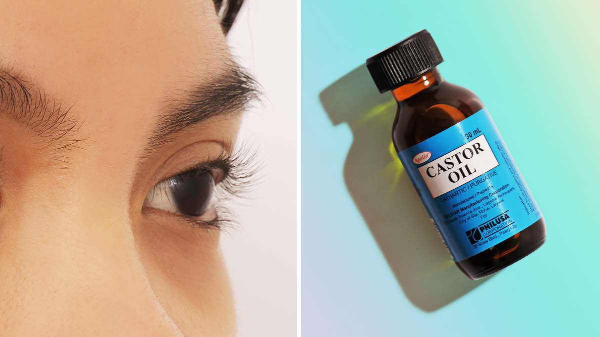 Castor Oil For Lashes Cosmo