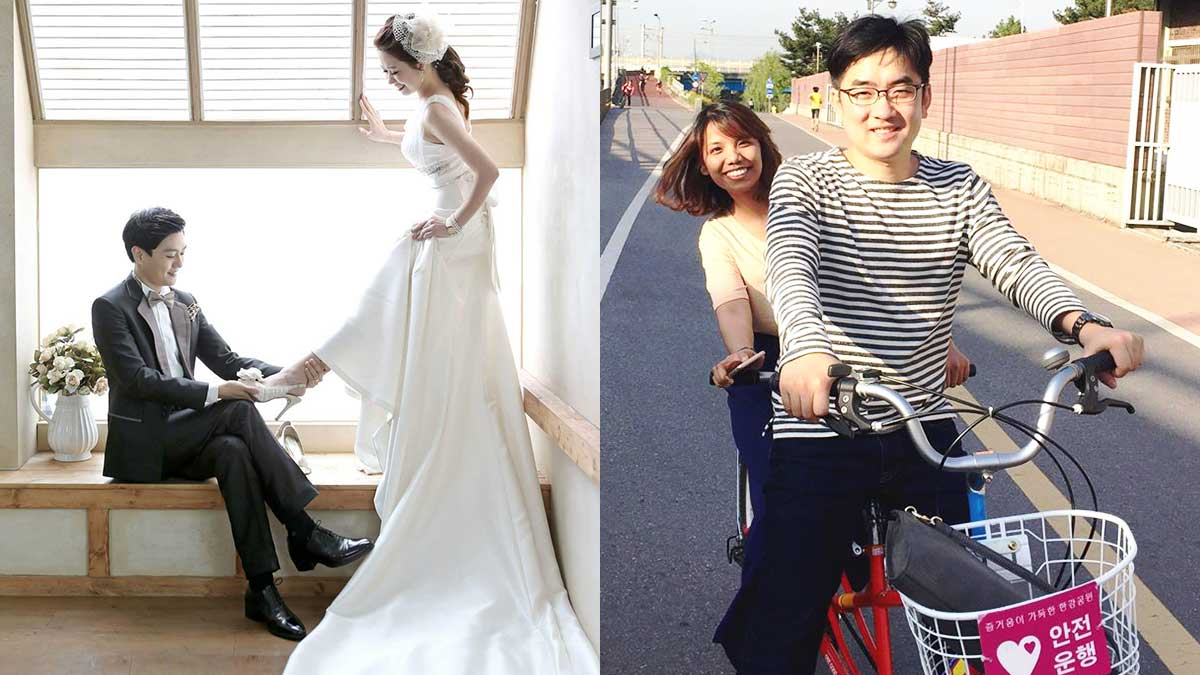 Guys korean filipina dating