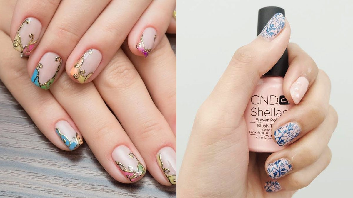 Nail Art Salons In Manila