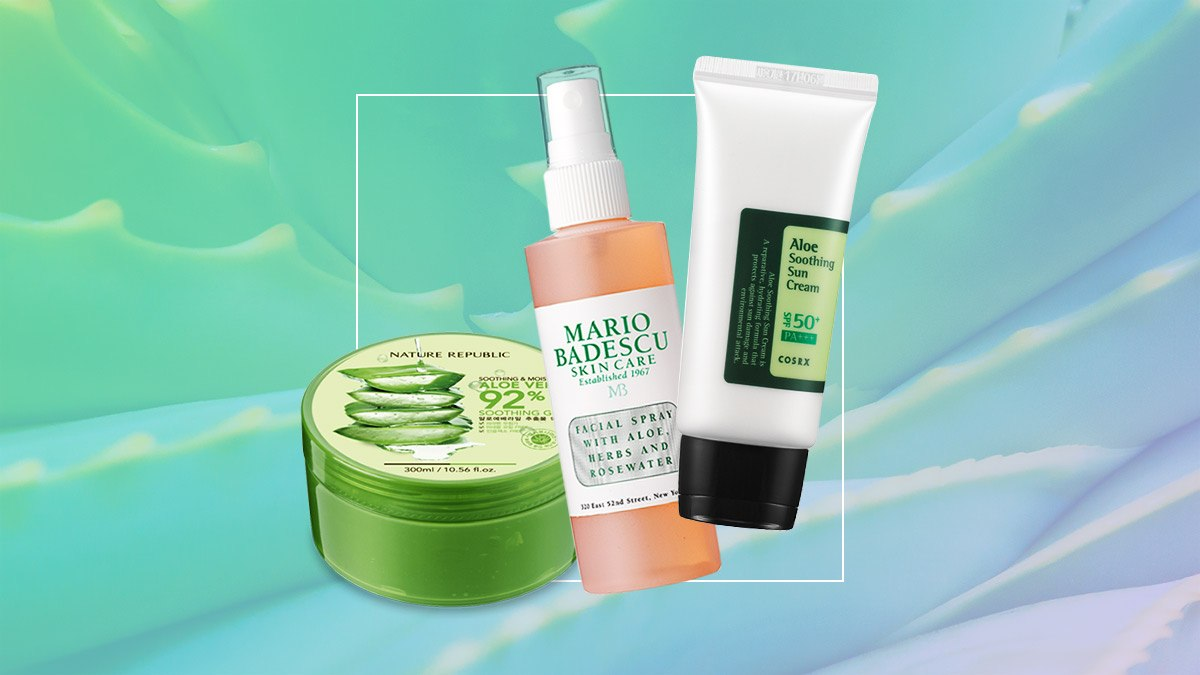Aloe Vera Gel Products In The Philippines