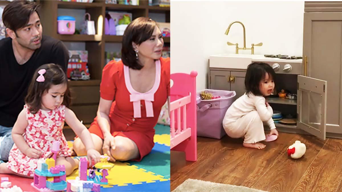 Playrooms Of Celebrity Kids