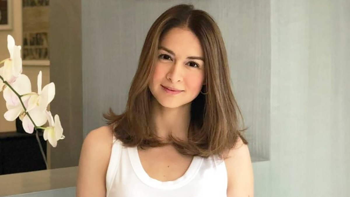 Marian Rivera S New Hairstyle Cosmo Ph