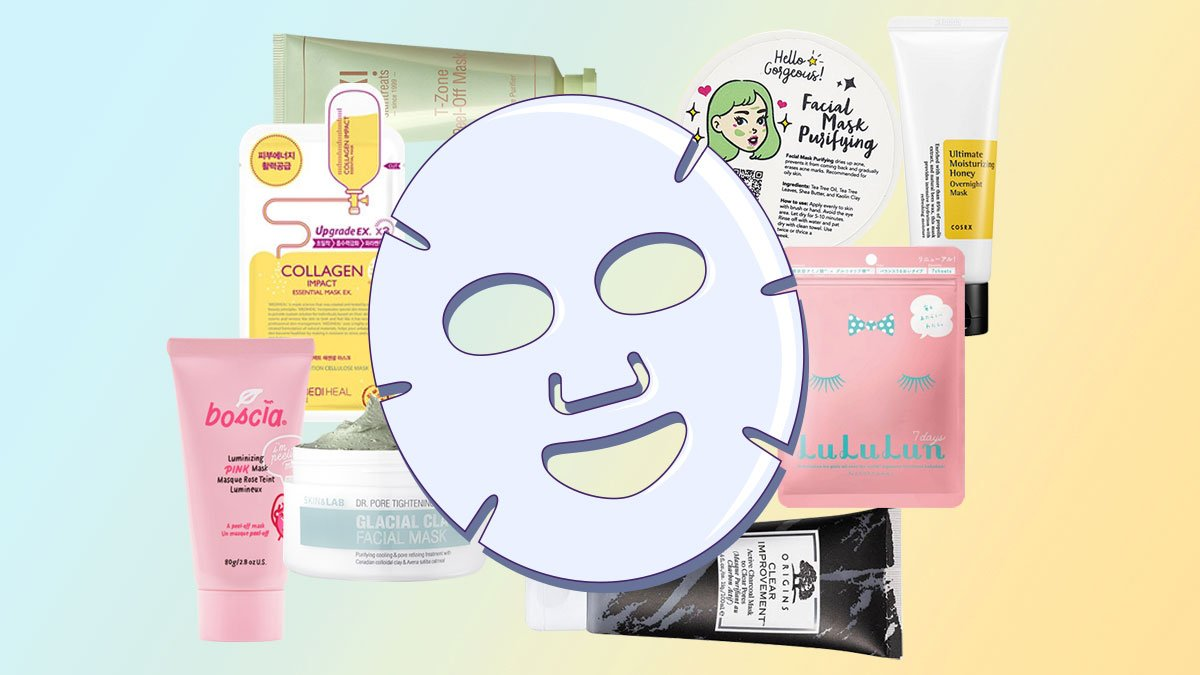 Face Mask Guide For Every Skin Type