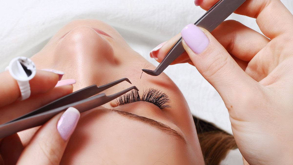 Lash Extensions Types Tips Price List Cosmo