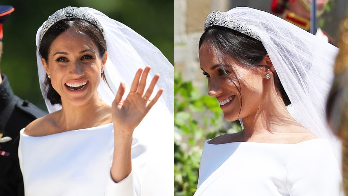 Meghan Markle Spent 10 000 For Her Wedding Hair And Makeup Look